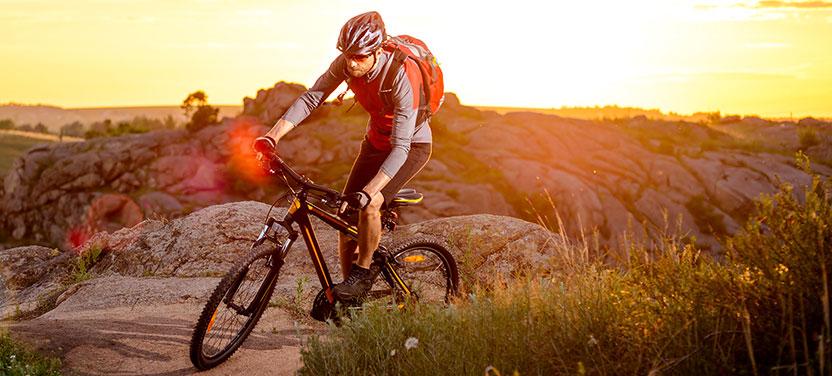 Vad skiljer en racercykel från andra cyklar?