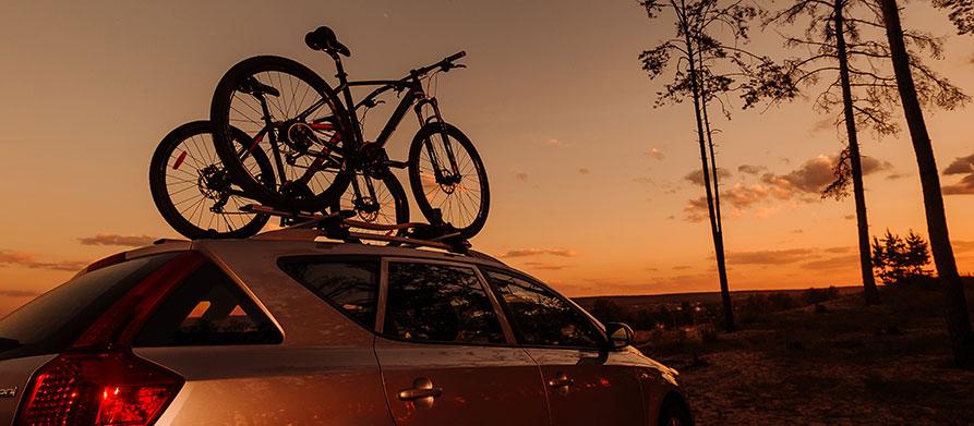 Tre olika cykelhållare – Vilken passar dig?