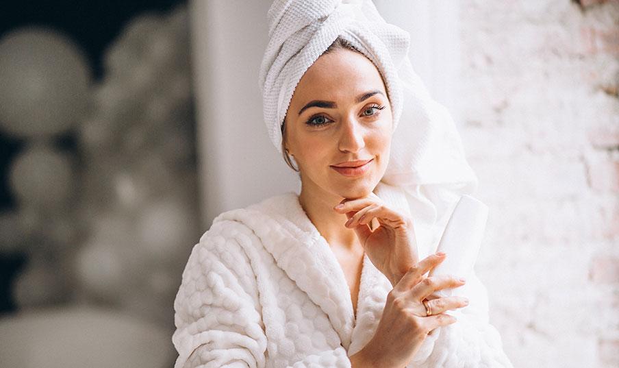 Tips på hudvårdsrutin med Bioline
